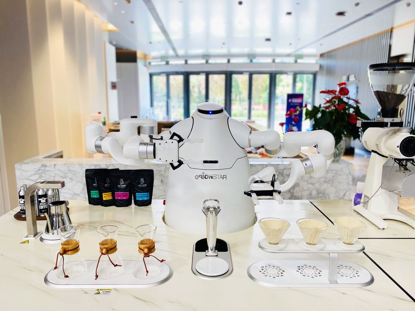 Should a Robot Make Your Coffee?